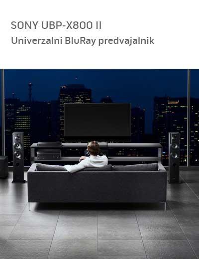 Predvajalnik UBP-X800M2 4K UHD Blu-ray z visoko ločljivostjo